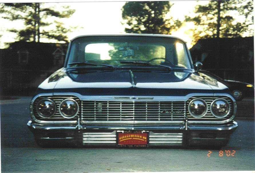 juiced 64s 1964 Chevy Impala photo