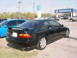 GRXRACINGs 1993 Honda Civic photo thumbnail