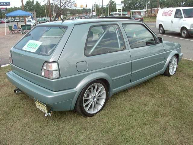 framelayers 1987 Volkswagen Golf photo