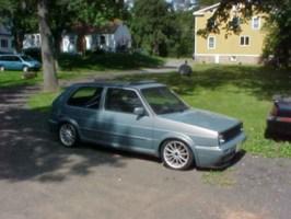 framelayers 1987 Volkswagen Golf photo thumbnail