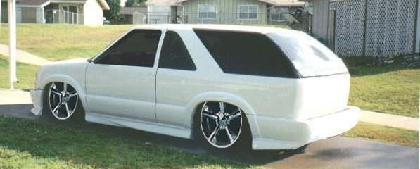 hardimans10s 2001 Chevrolet Blazer photo
