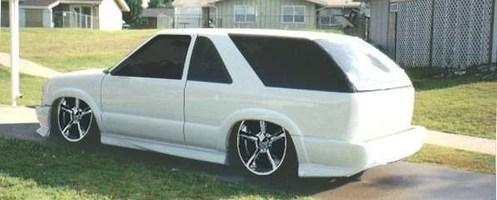 hardimans10s 2001 Chevrolet Blazer photo thumbnail