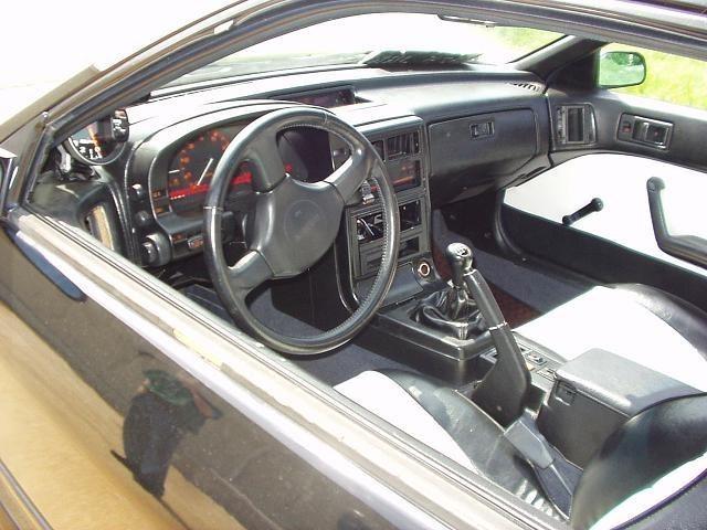 cds 1986 Mazda Rx7 photo