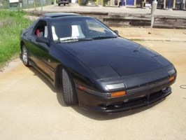cds 1986 Mazda Rx7 photo thumbnail