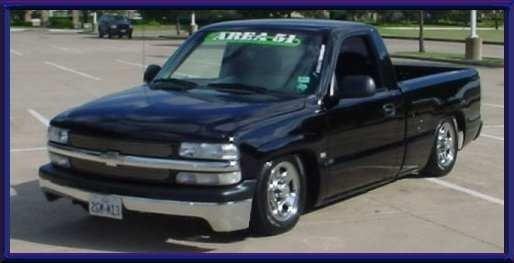 BigJoeECs 2000 Chevy Full Size P/U photo