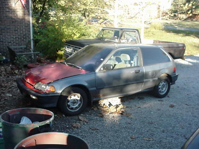 nicechadzs 1990 Honda Civic Hatchback photo