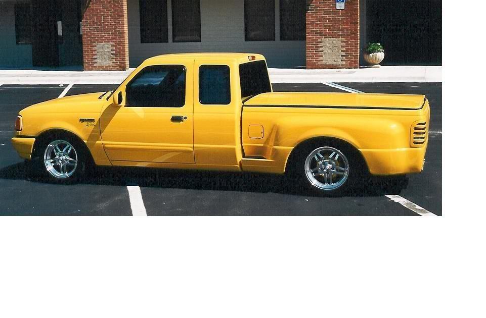 SpeadinSplashs 1996 Ford Ranger photo
