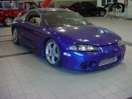 rollin_7ss 1997 Mitsubishi Eclipse photo thumbnail