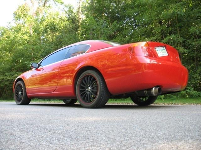 foxhead04s 2002 Chrysler Sebring photo