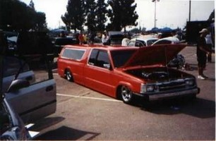 BESTOFSHOWMAZDAs 1989 Mazda B2600 photo thumbnail