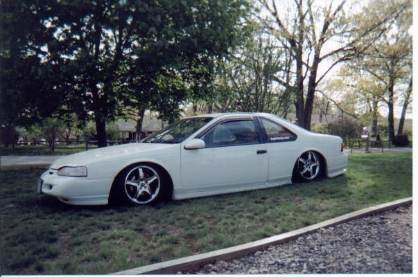 sprinedawgs 1994 Ford T-Bird photo