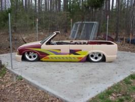 Ashtons 1996 Chevy S-10 Blazer photo thumbnail