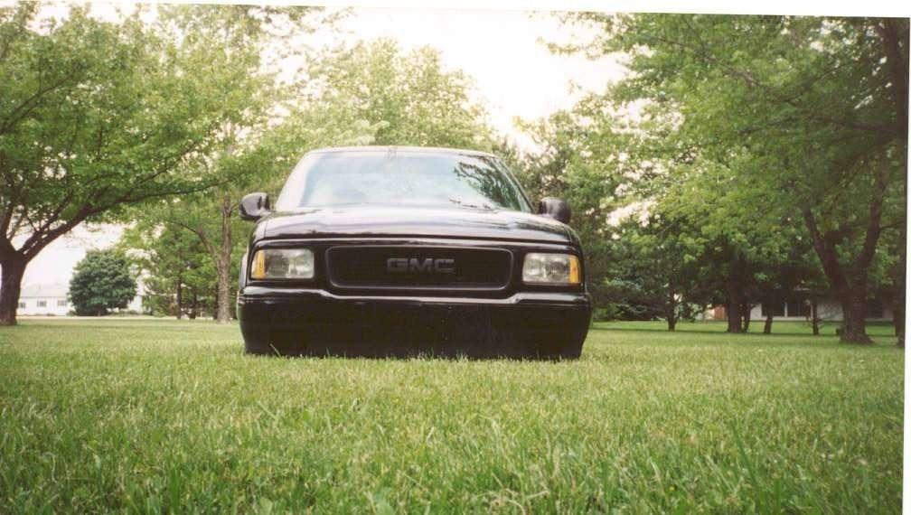 bag2drags 1996 GMC Sonoma photo