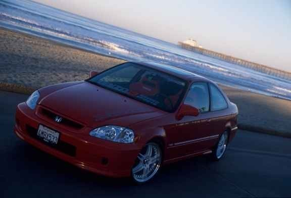 Alpncivics 2000 Honda Civic SI photo