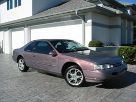 ThunderbirdGurls 1995 Ford T-Bird photo thumbnail