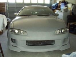 Jus Kuz 97s 1997 Mitsubishi Eclipse photo thumbnail