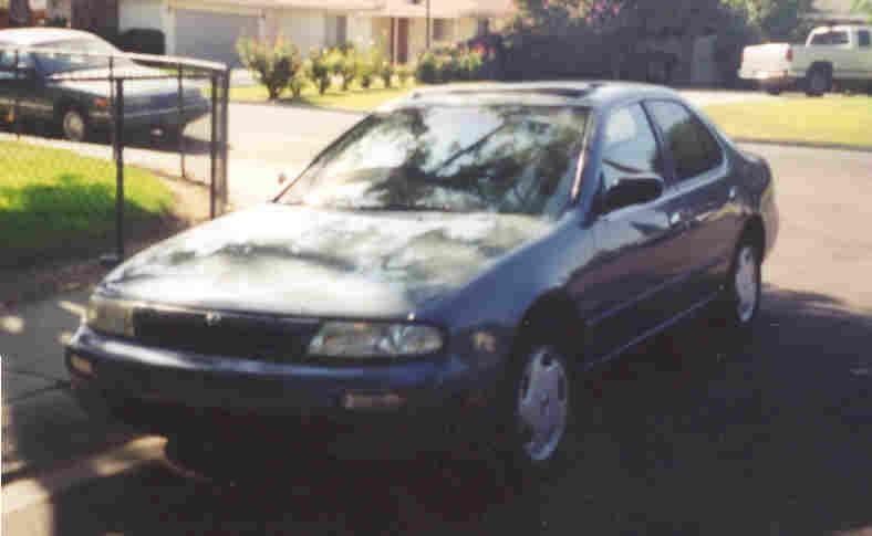 Dragginonu69s 1994 Nissan Altima photo