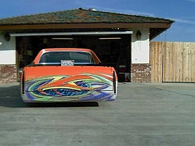 KOLORED ELCOs 1986 Chevy El Camino  photo