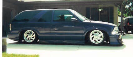 xtreme13s 1995 Chevy S-10 Blazer photo thumbnail