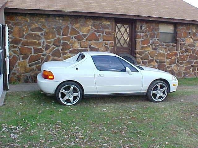 loombres 1993 Honda Del Sol photo