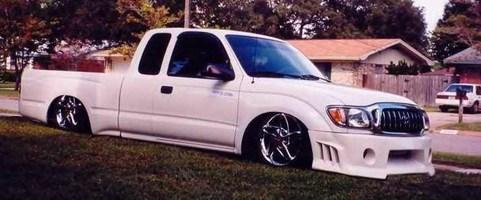 1 Lo Tacos 2001 Toyota Tacoma 2wd photo thumbnail