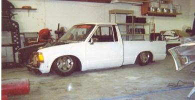 twiztas 1985 Nissan  720 photo thumbnail