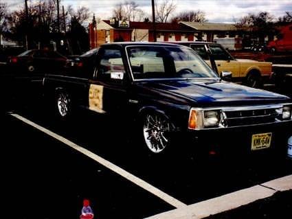 framelayers 1987 Mazda B2200 photo