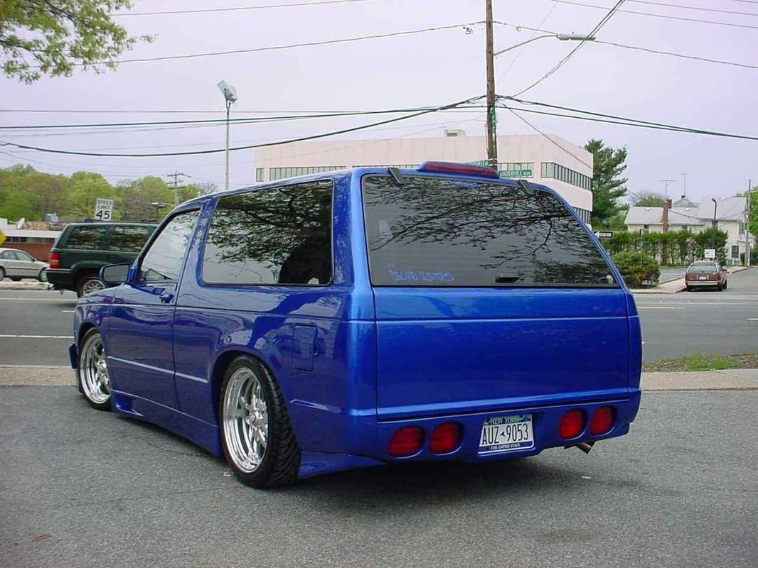 fullsizes10s 1989 Chevy S-10 Blazer photo