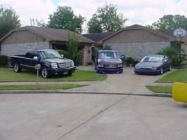 TwisTedAlienEKSs 2002 Cadillac EXT photo thumbnail