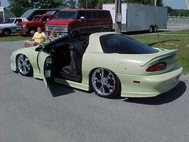 twinhoffs 1996 Chevy Camaro photo thumbnail