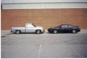 Platinum Xs 1991 Chevy Full Size P/U photo thumbnail