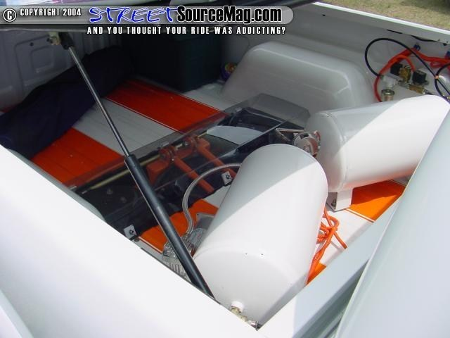 ron ladieus 2000 Chevy Xtreme photo