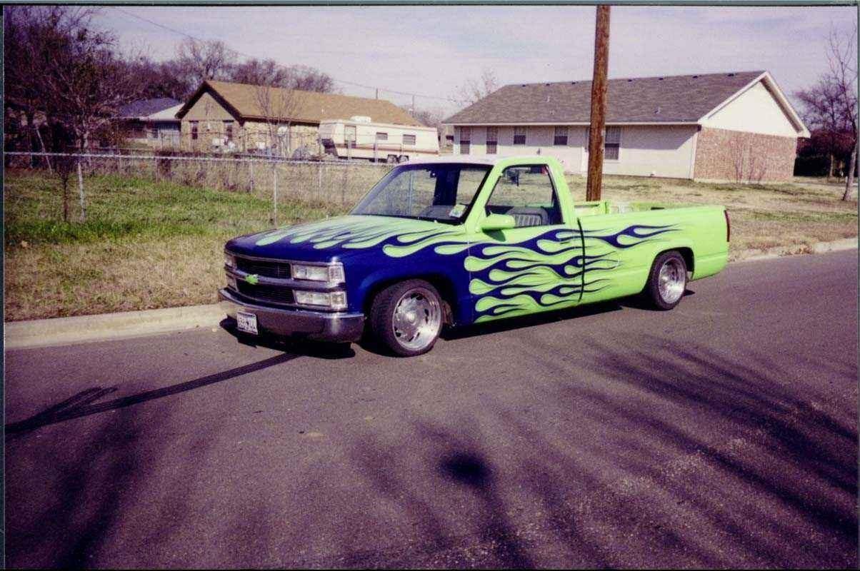 Sinners 1992 Chevy Full Size P/U photo