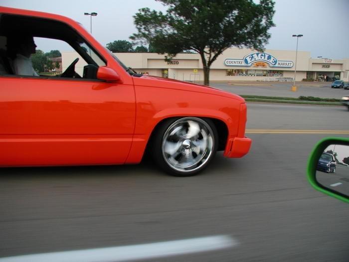 Bodydroppedon20ss 1991 Chevy Full Size P/U photo