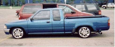 FrozenBags 1992 Toyota 2wd Pickup photo