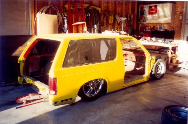 jedlows 1983 GMC Jimmy photo