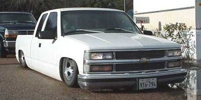 busdrivers 1997 Chevy C/K 1500 photo thumbnail