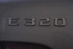 CTS 1273s 2000 Mercedes Benz E320 photo thumbnail