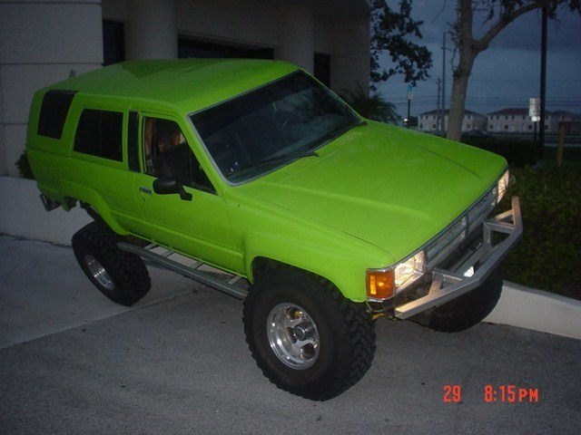 obexs 1988 Toyota 4Runner photo