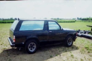 Mex In Actions 1987 Chevy S-10 Blazer photo thumbnail