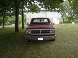Mr Clean 2003s 1986 Dodge Ram photo thumbnail