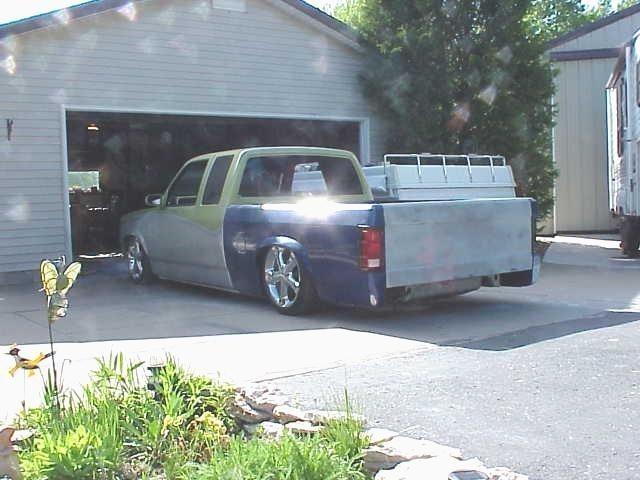 DakotaHPs 1990 Dodge Dakota photo