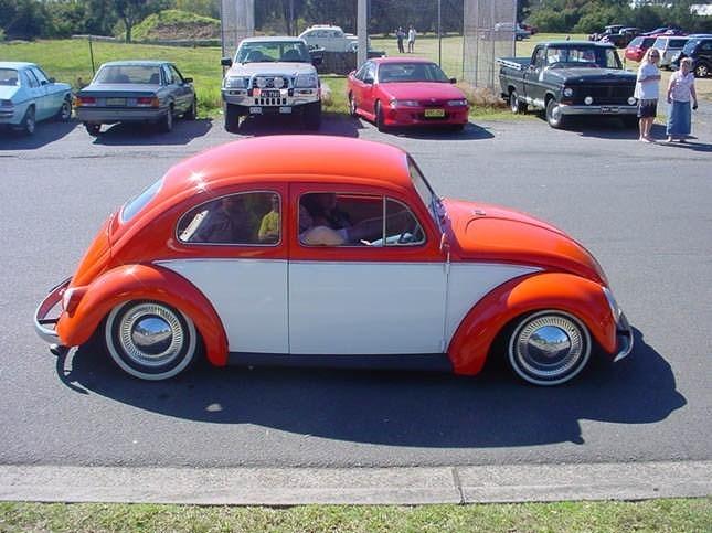Sireals 1967 Volkswagen Bug photo