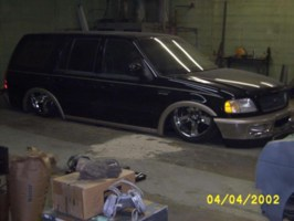 fkn22tkns 1997 Ford  Expedition photo thumbnail