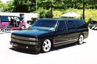 baggedsuburbans 1997 Chevrolet Suburban photo