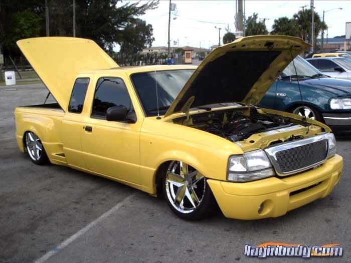 Slamd2000Rangers 2000 Ford Ranger photo
