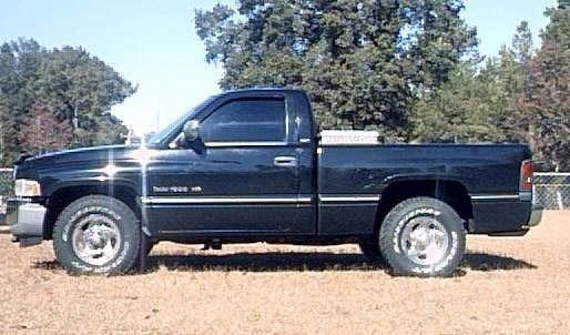 Big Nastys 1996 Dodge Ram 1/2 Ton P/U photo