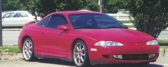 TurboEclipse59s 1996 Mitsubishi Eclipse photo