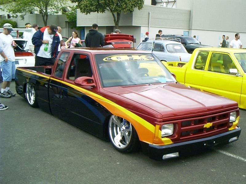 CARCs 1987 Chevy S-10 photo