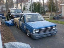 vcuengineers 1989 Dodge D-50 photo thumbnail